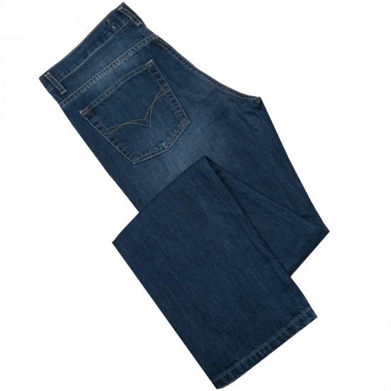 """Jeans"" Παντελόνι σε Ίσια Γραμμή"